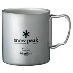 Термокружка SNOW PEAK 600 мл