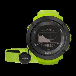 Часы SUUNTO Ambit3 Vertical Lime (HR)