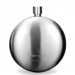 Фляга SNOW PEAK Titanium Curved Flask
