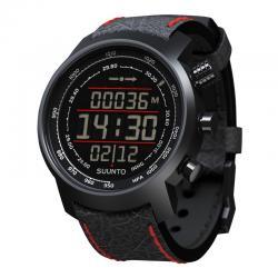 Часы SUUNTO Elementum Terra Black/Red Leather