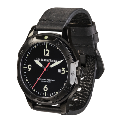 Часы LEATHERMAN TIMEPIECE Black
