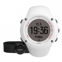 Часы SUUNTO Ambit3 Run White (HR)