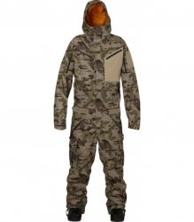 UNDEFEATED ALPHA INDUSTRIES and BURTON FLIGHT SUIT