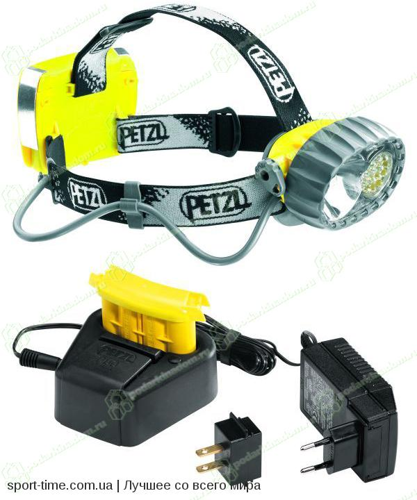 Фонарь Petzl Duo LED 14 E72 AC Yellow