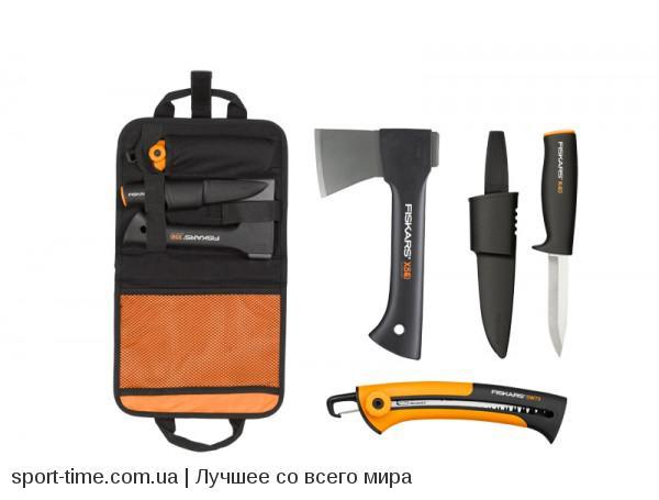 fiskars наборы ножей: