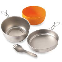 Набор посуды SNOW PEAK Hybrid Trail Cookset