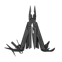 Инструмент LEATHERMAN Wave + Black (новинка)