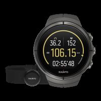 Часы SUUNTO Spartan Ultra Stealth Titanium (HR)