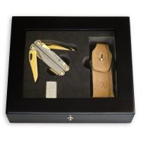 Инструмент LEATHERMAN Charge TTi Gold (Limited Edition)