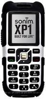 Телефон защищенный SONIM XP1 IP52 Grey