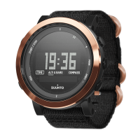 Часы SUUNTO Essential Ceramic Copper Black TX