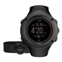 Часы SUUNTO Ambit3 Run Black (HR)
