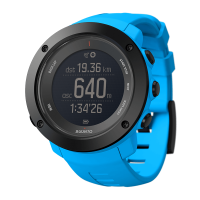 Часы SUUNTO Ambit3 Vertical Blue