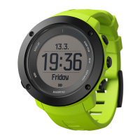 Часы SUUNTO Ambit3 Vertical Lime