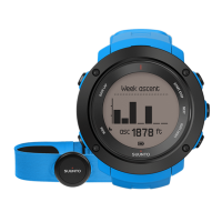 Часы SUUNTO Ambit3 Vertical Blue (HR) (июньская АКЦИЯ)