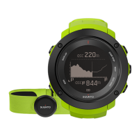 Часы SUUNTO Ambit3 Vertical Lime (HR)