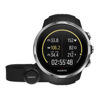 Часы SUUNTO Spartan Sport Black (HR)