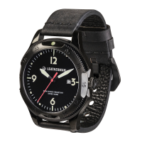 Часы LEATHERMAN TIMEPIECE Black (новинка)